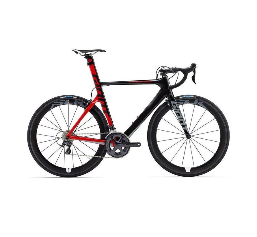 Propel Advanced SL 2 (Roues SLR 1) 2016