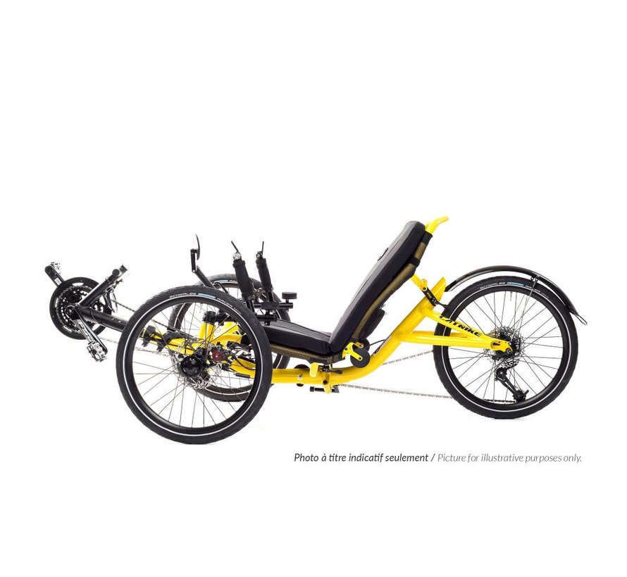 Trail 2021 - recumbent bike