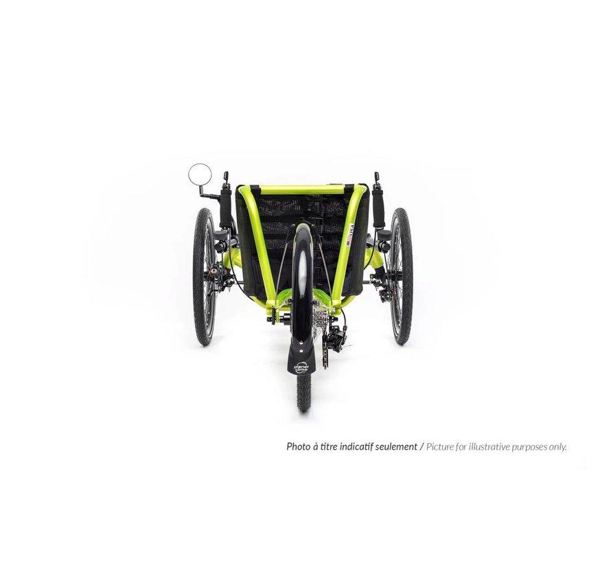 Pocket 2020 - recumbent bike