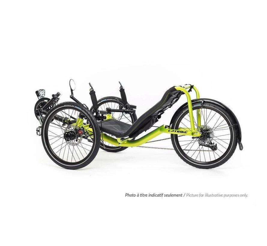 Pocket 2021 - recumbent bike