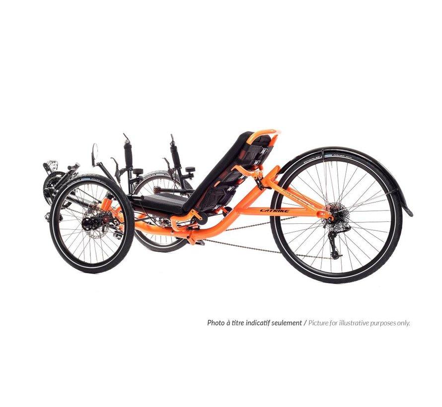 Expedition 2020 - recumbent bike