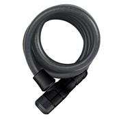 ABUS Cadenas Booster 6512K, Câble avec serrure à clé, 12mm x 180cm (12mm x 5.9')