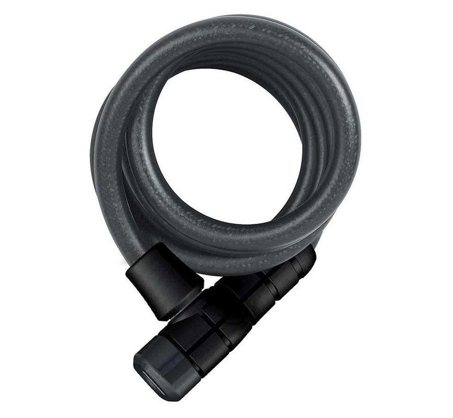 Booster 6512K - Cadenas à cable pour vélo