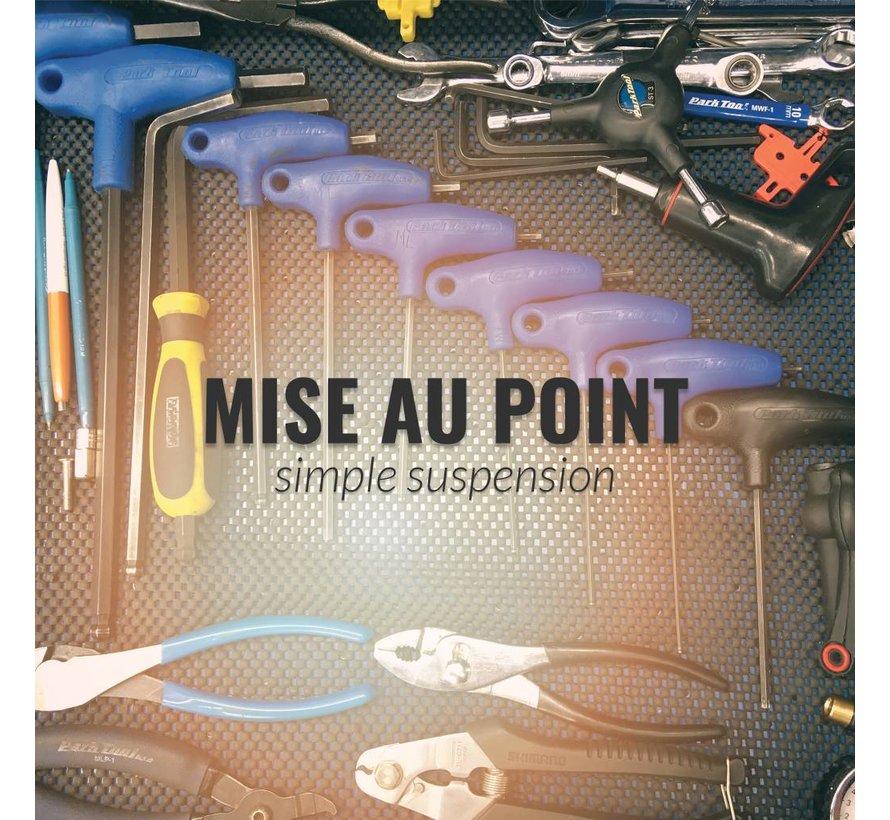 Mise au Point Simple Suspension