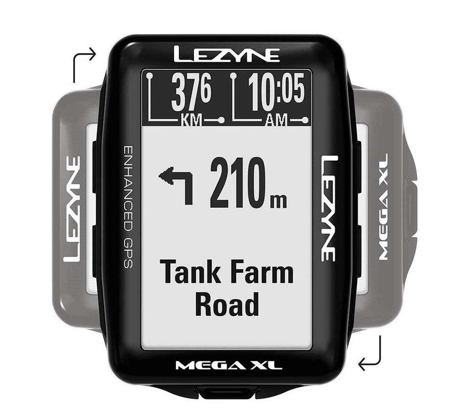 Lezyne GPS Mega XL