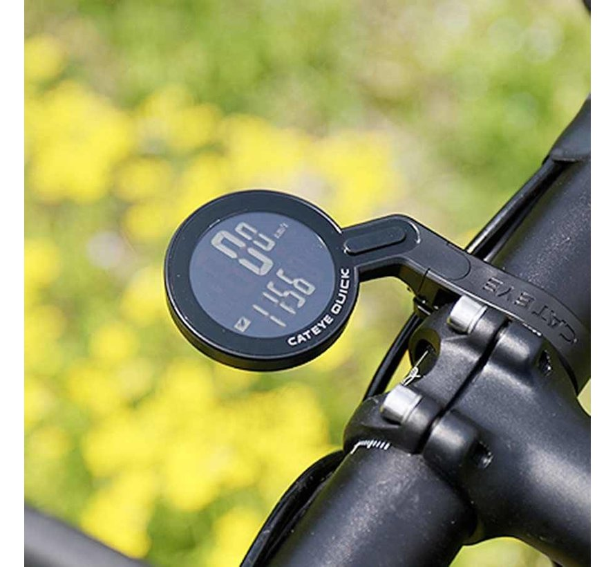 Cyclomètre Quick (PR)