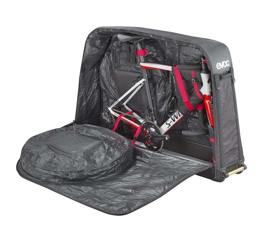 Sac de voyage Pro pour vélo, Noir, 280L (PR)