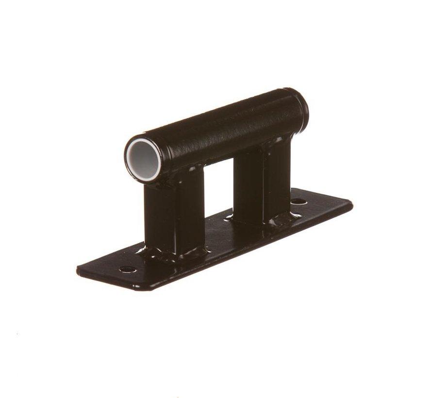 EV-MT01 Support Pour Fourche 15 mm x 100 mm, S'attache Au Plancher