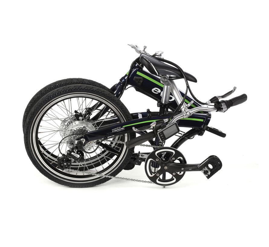 Atwater 2020 - Vélo pliable avec moteur électrique Promovec