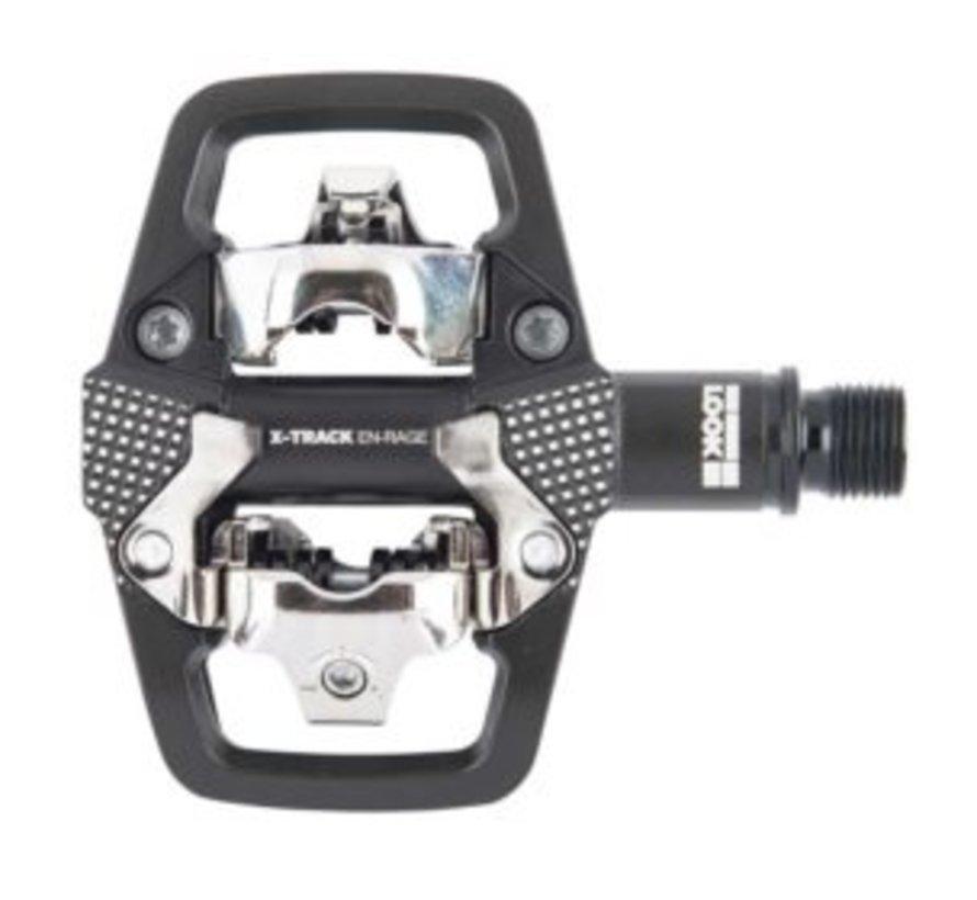 X-Track En-Rage - Pédale à clip de vélo montagne