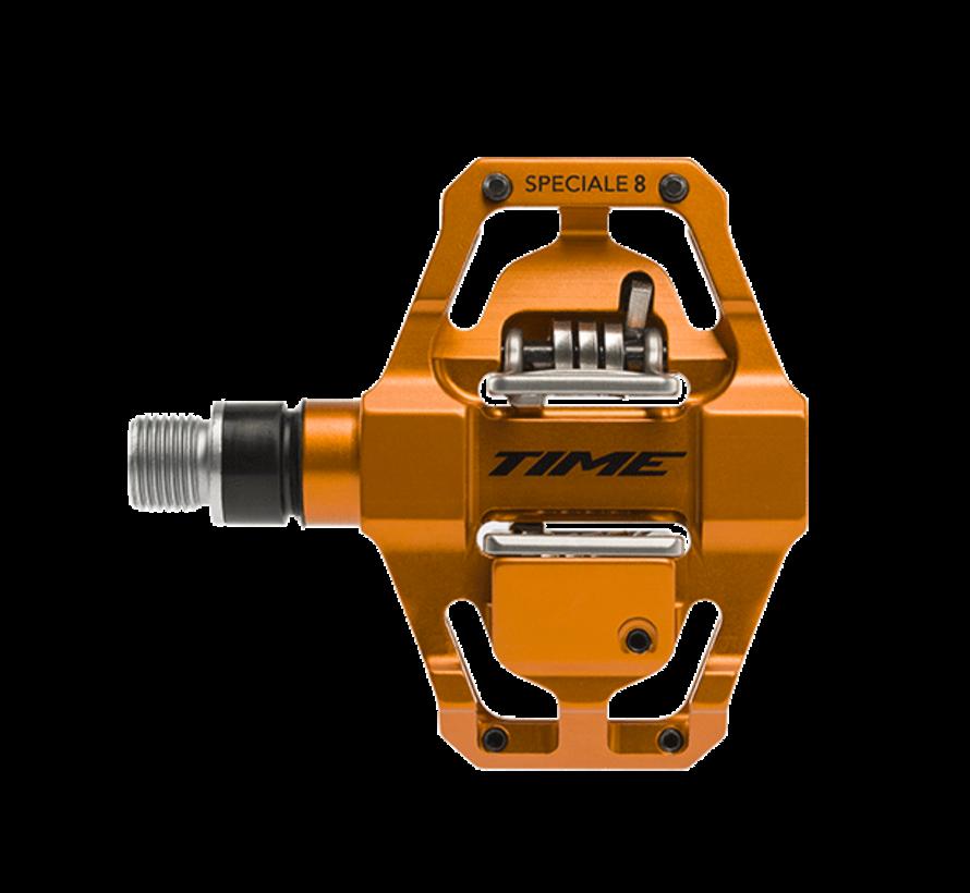 Speciale 8 - Pedale automatique de VTT