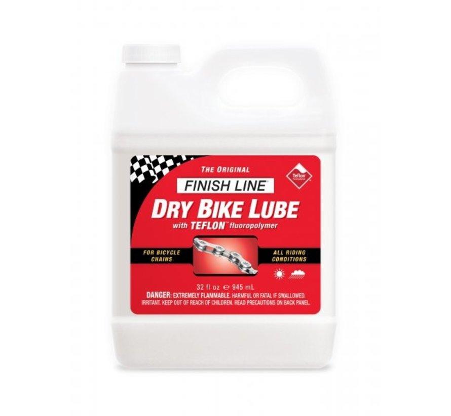 Dry Huile synthétique - Lubrifiant pour pièces de vélo