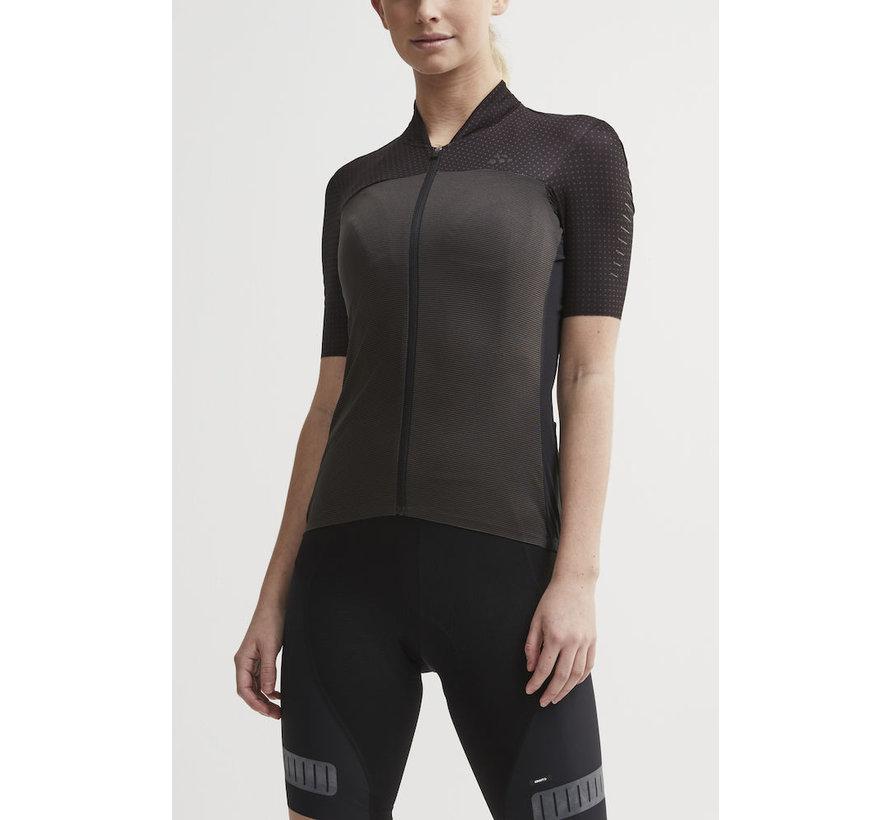 Hale Glow - Maillot de vélo de route manches courtes Femme