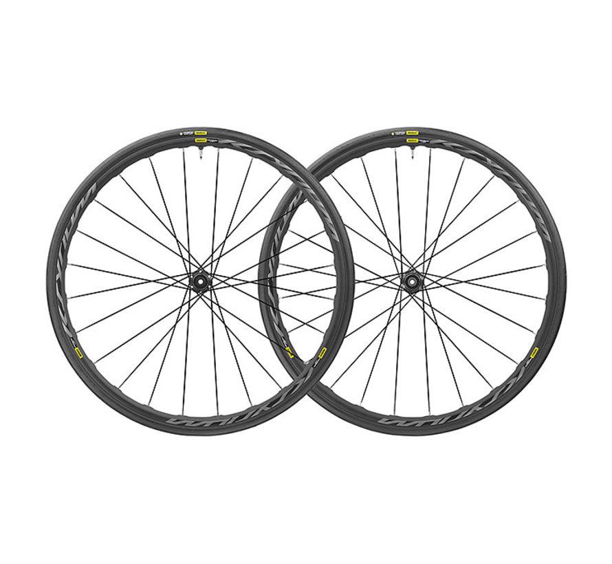 Ksyrium - Roue de vélo de route endurance