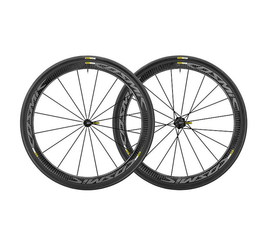 Cosmic Pro Carbon Exalith - Roue vélo de route