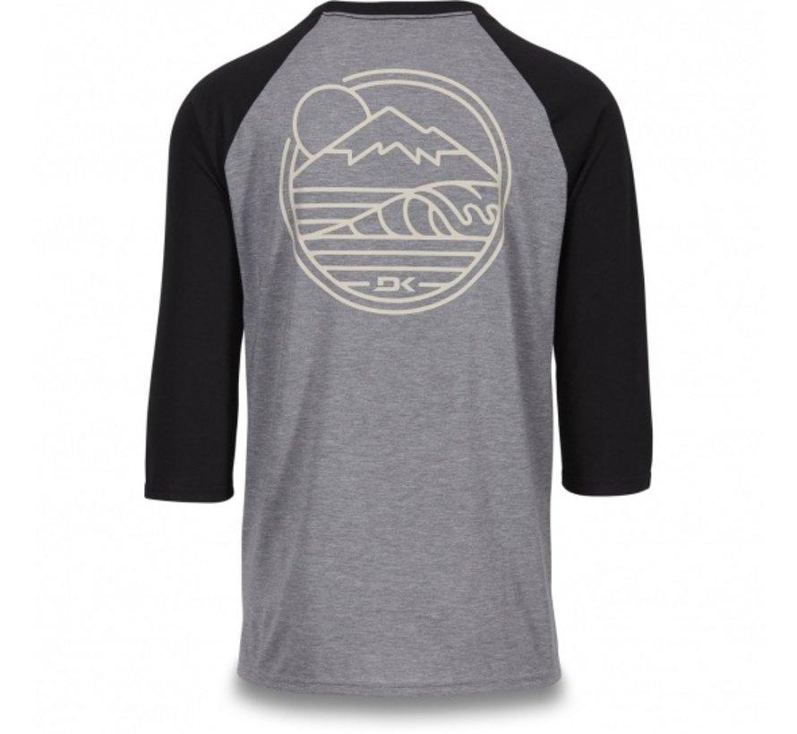 T-Shirt Technique 3/4 Raglan