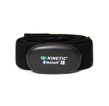KINETIC Ceinture pectorale Double bande Bluetooth/ANT+ (PR)