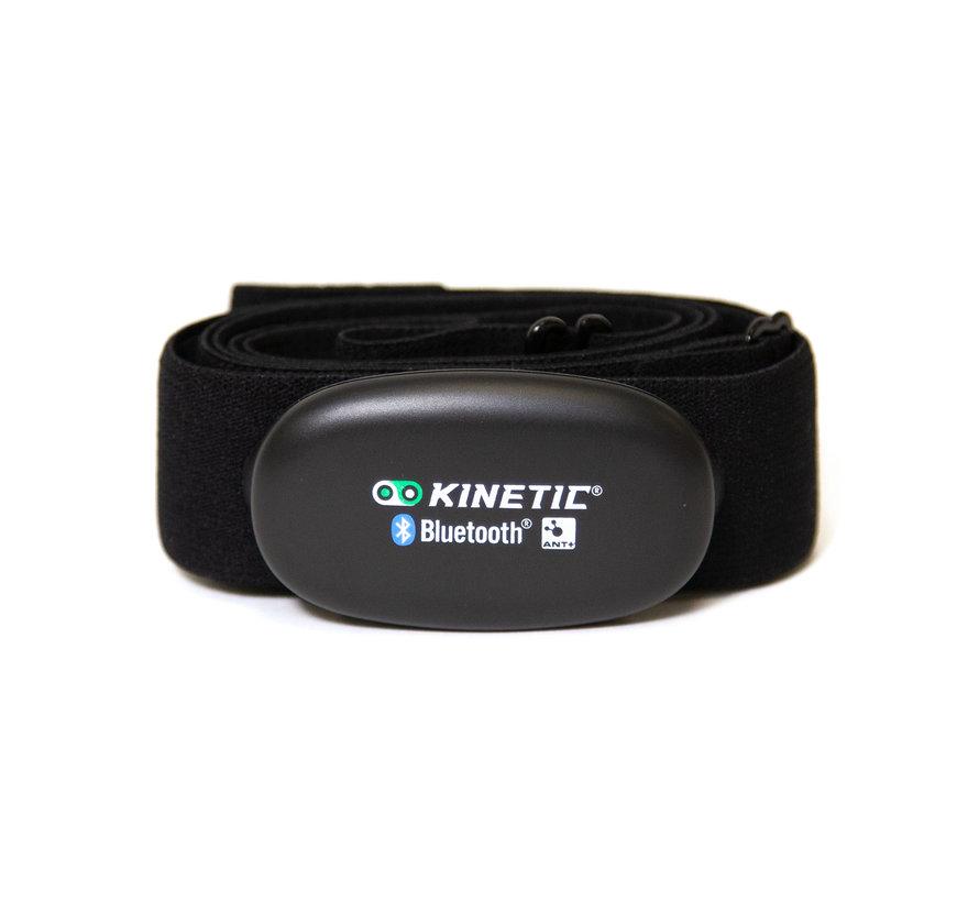 Ceinture pectorale Double bande Bluetooth/ANT+ (PR)