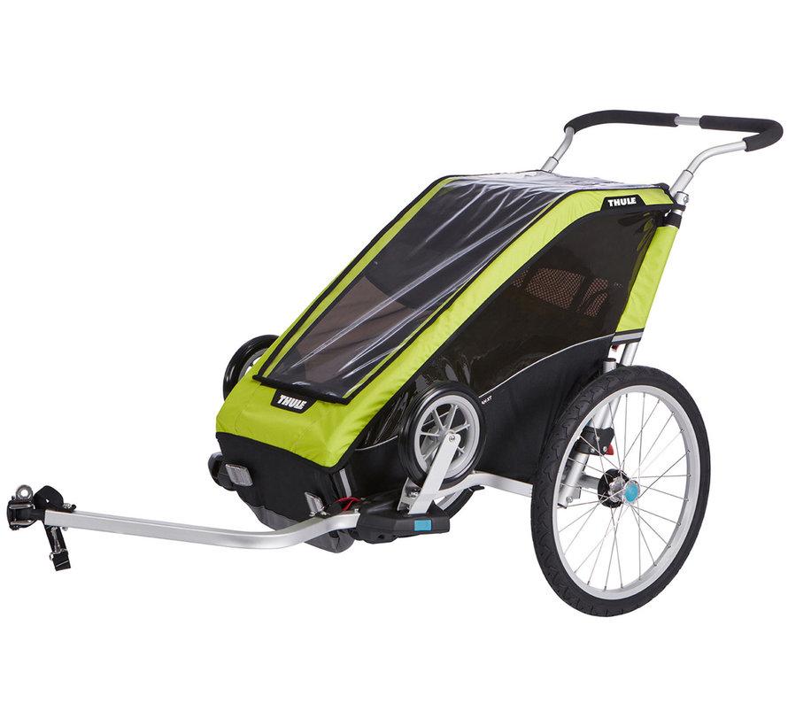 Chariot Cheetah XT / XT 2 - Remorque-vélo