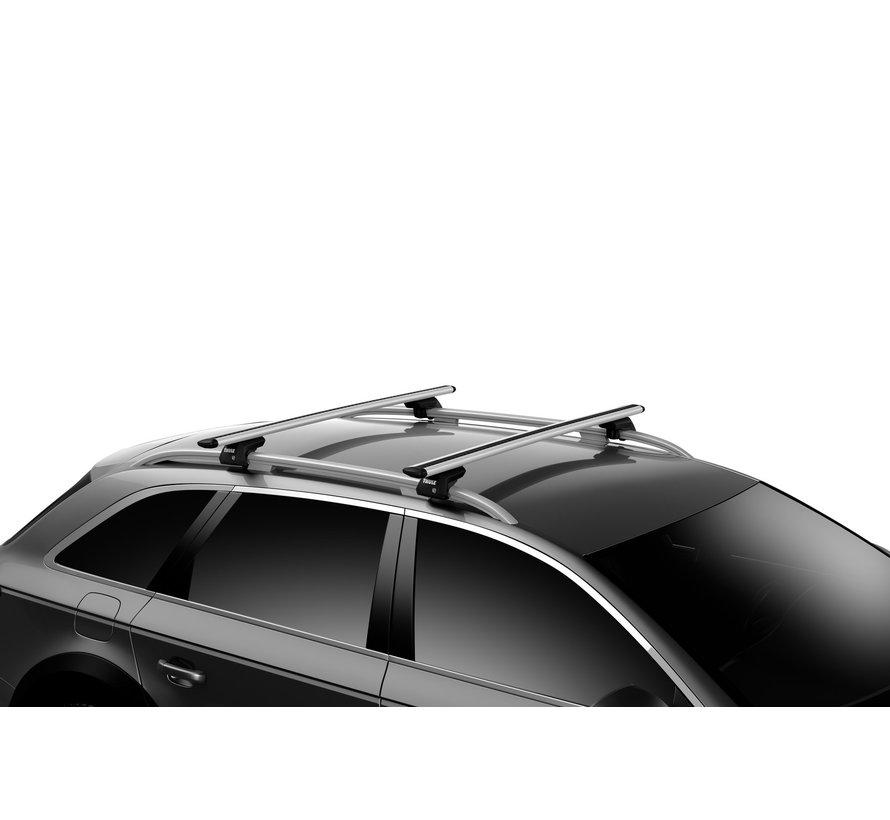 Wingbar Evo - Barre de toit pour support de toit Evo