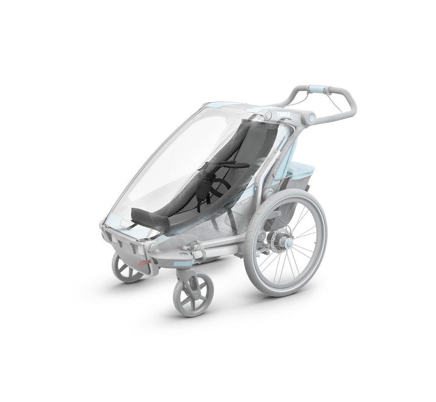 Hamac de remorque-vélo
