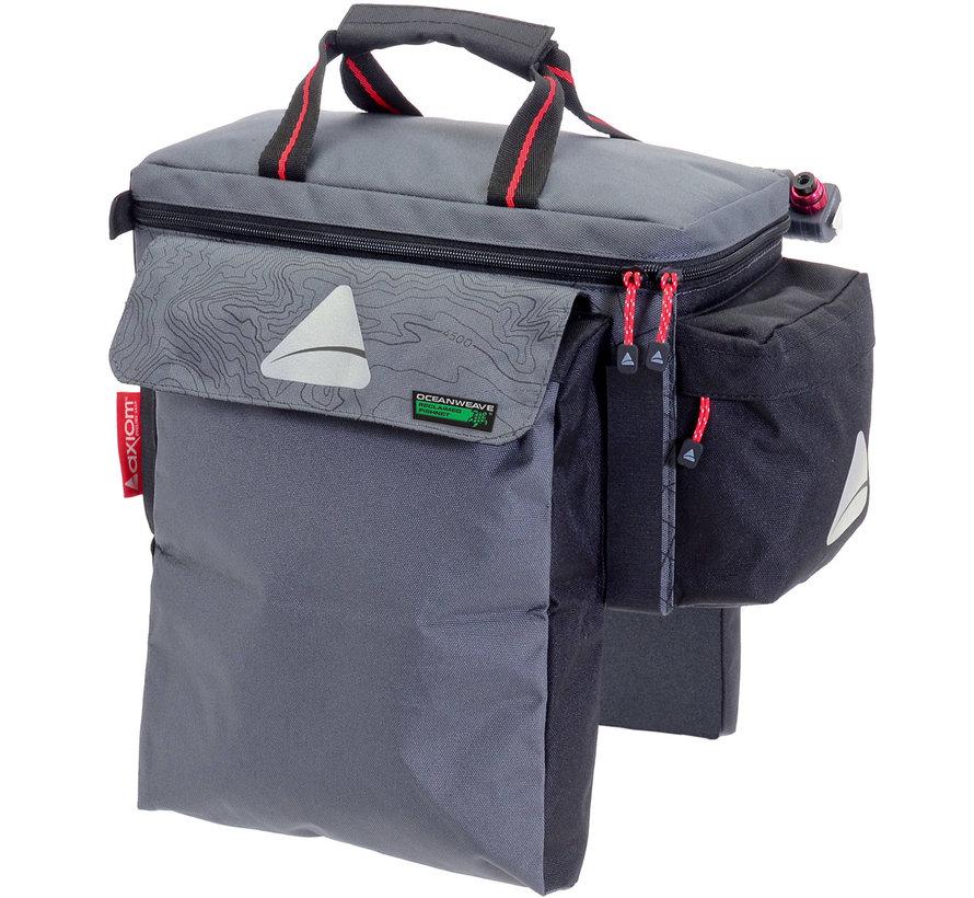 Sac de porte-bagages Seymour Oceanweave Trunk EXP15+