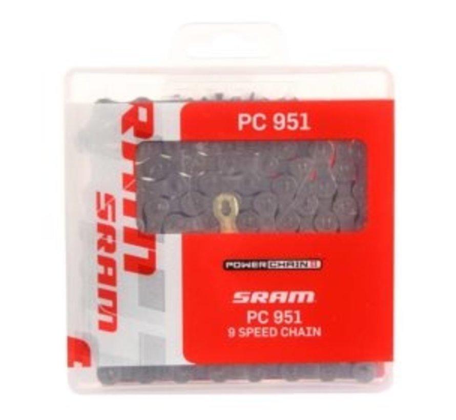 Chaîne PC 951 9 Vitesses (PR)