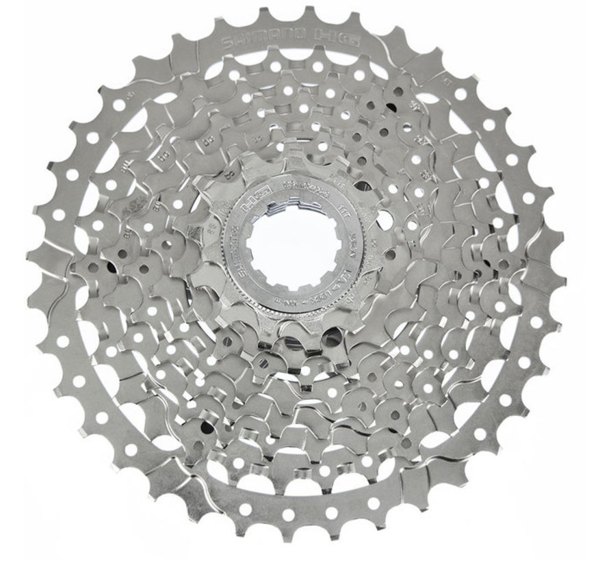 CS-HG400 - Cassette de vélo Sora/Alivio 9 vitesses