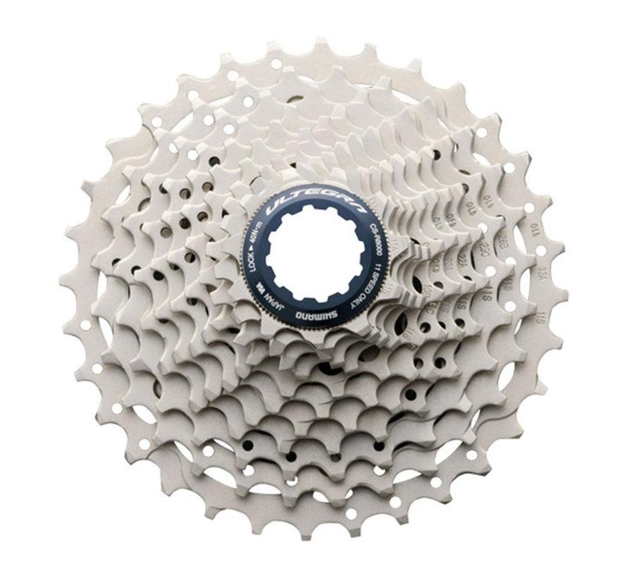 CS-R8000 - Cassette vélo Ultegra 11 vitesses