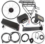 PROMOVEC Kit Moteur Électrique 500w - Porte-Bagages 2020