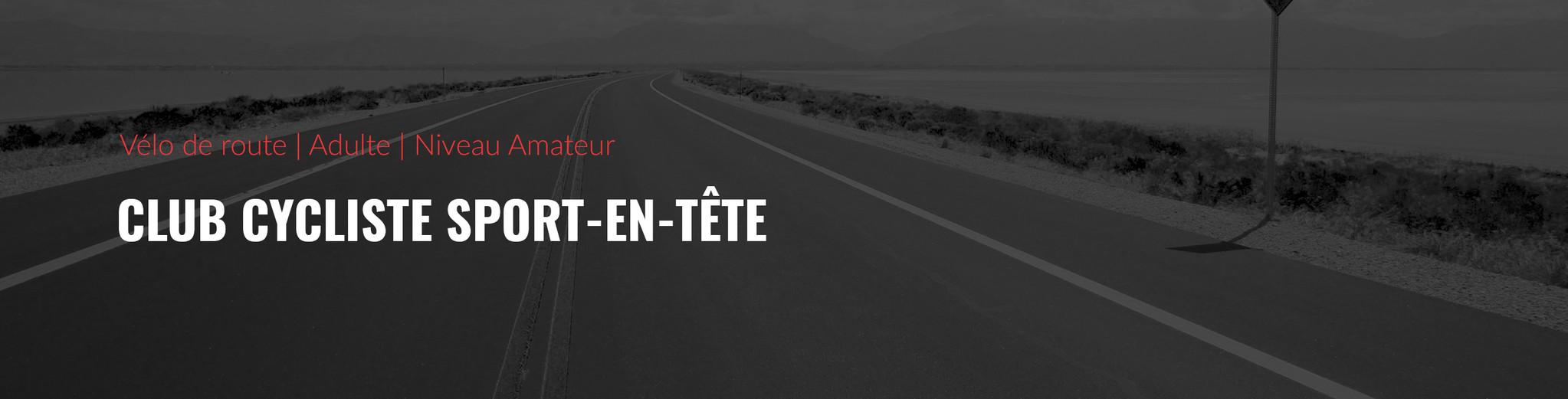 Club Cycliste Sport-En-Tête