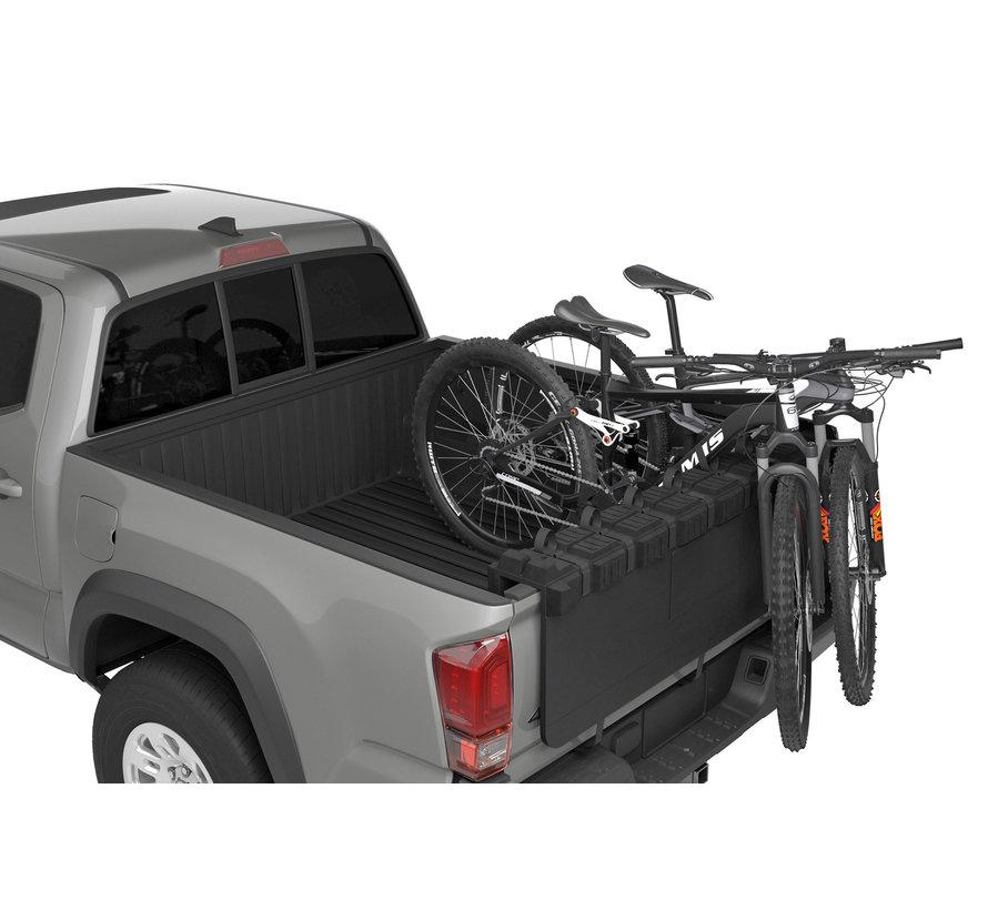 GateMate Pro - Support à vélo pour camionnette