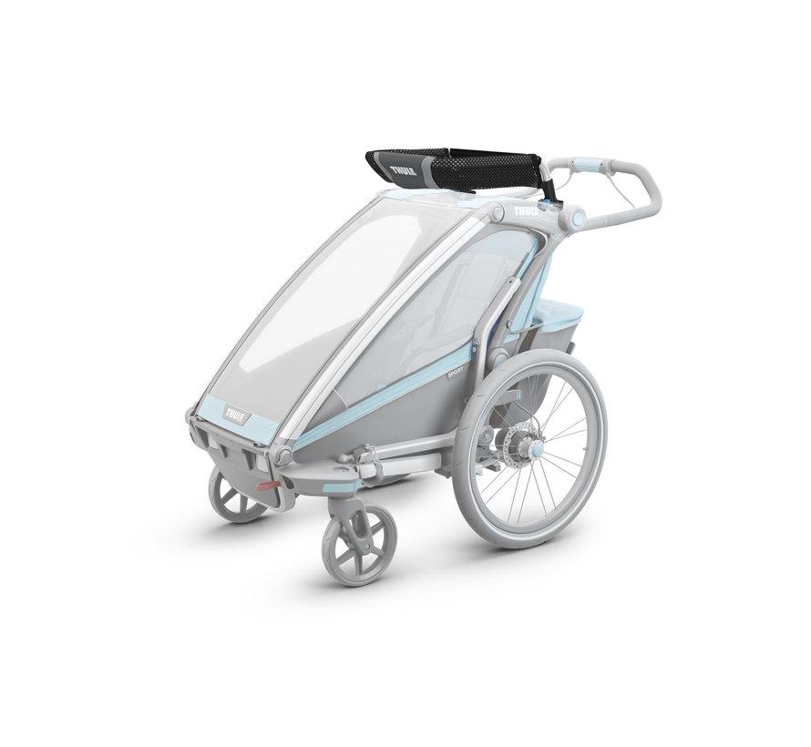 Porte-bagages pour remorque-vélo Cargo