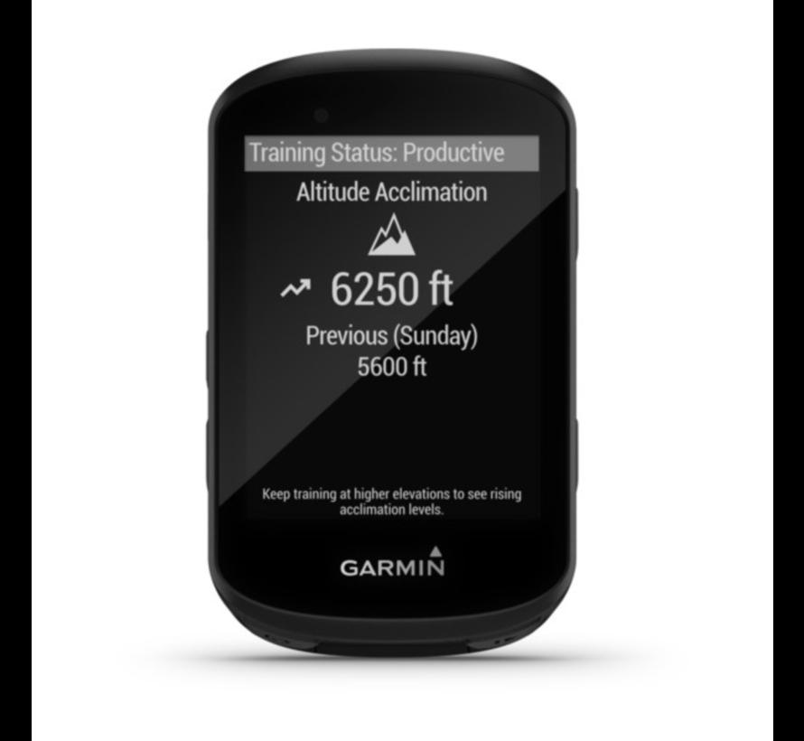 Cyclomètre et GPS Edge 530