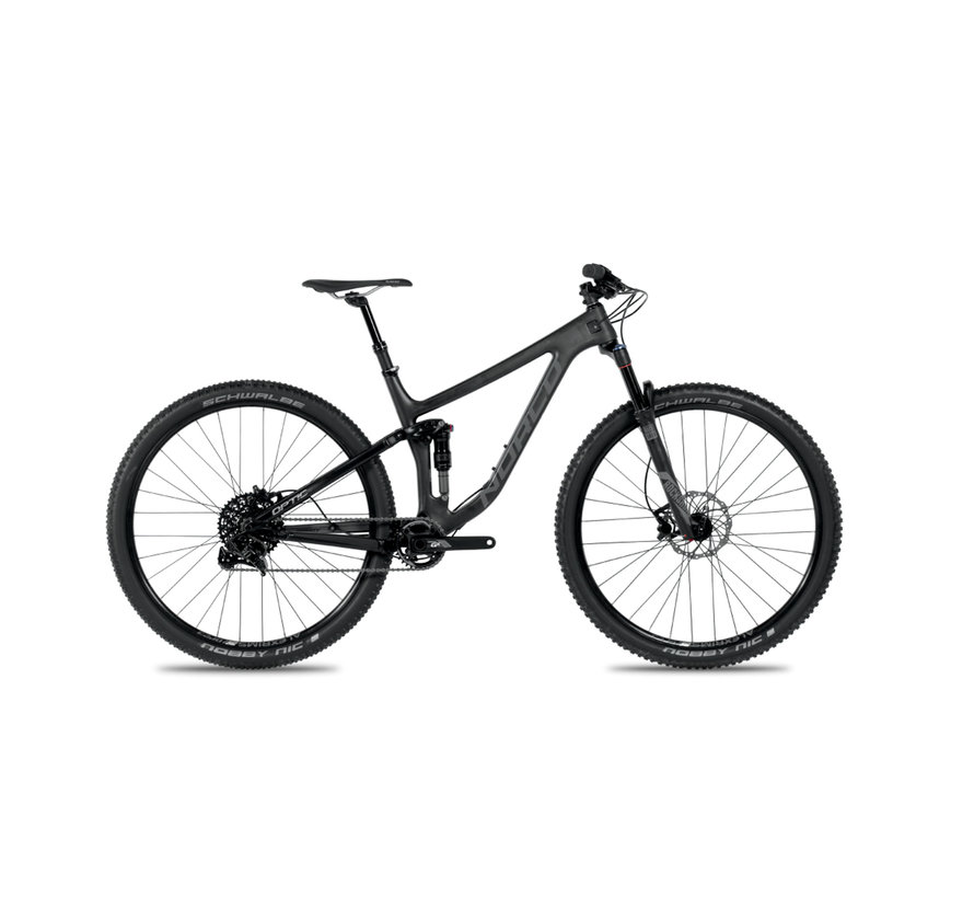 Optic C9.3 2017 - Vélo de montagne cross-country double suspension