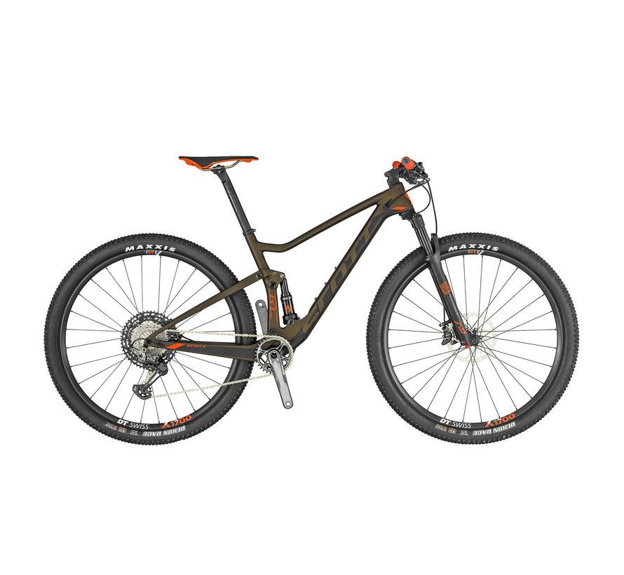 Spark RC 900 Pro 2019 - Vélo de montagne cross-country double suspension