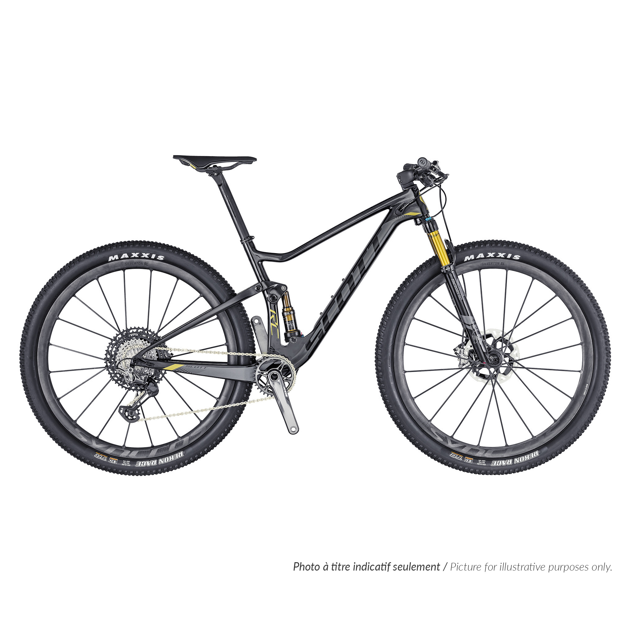 19 Scott Spark RC 900 SL