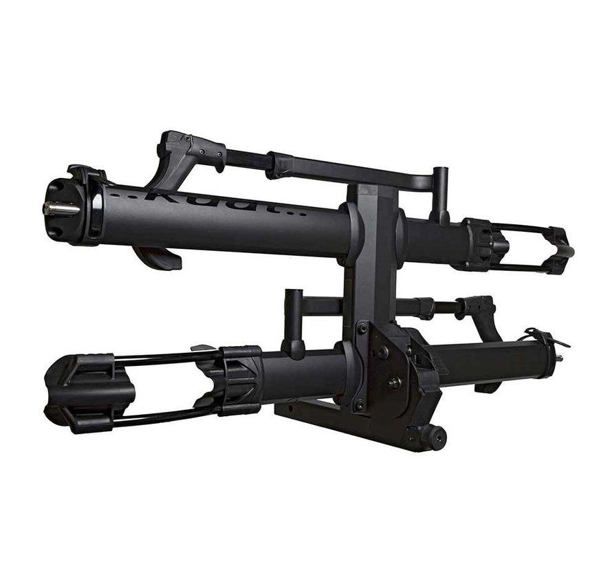 (PR) Kuat Porte-vélos pour attelage NV 2.0 Sans support, Noir