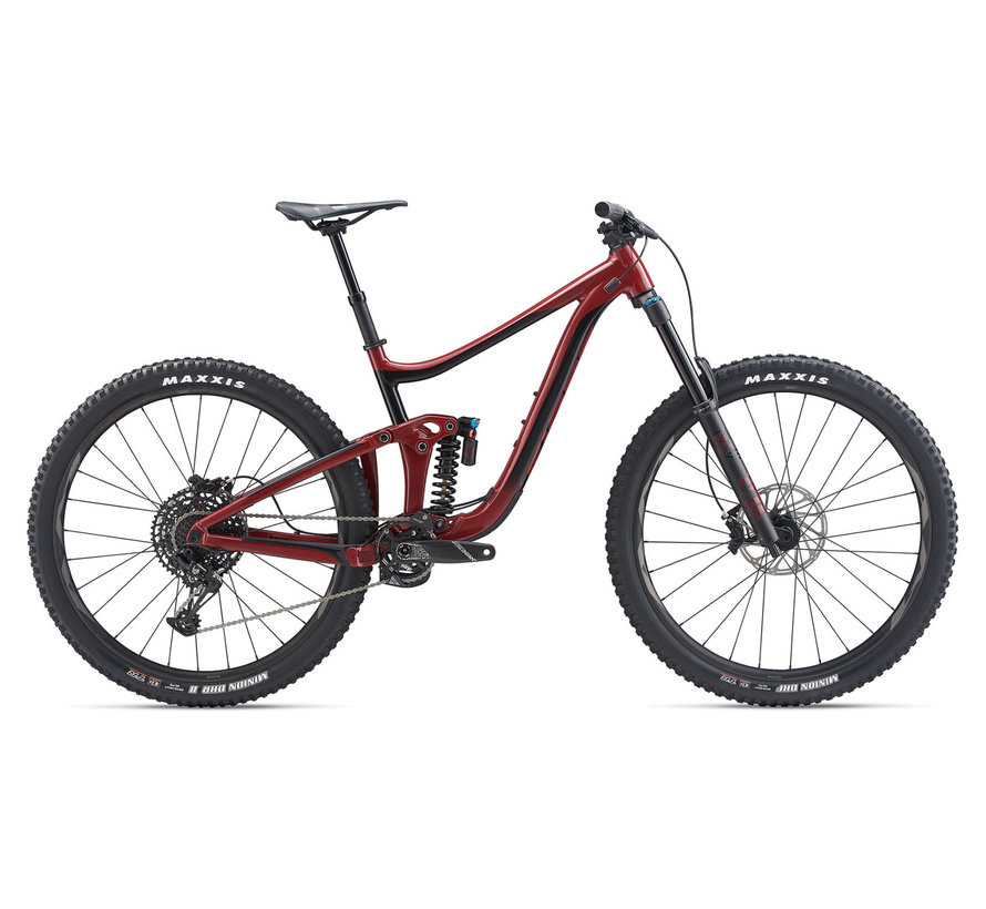 Reign 29 SX 2020 - Vélo de montagne Enduro double suspension