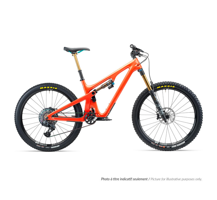 SB140 / T2 / XX1 AXS 2020