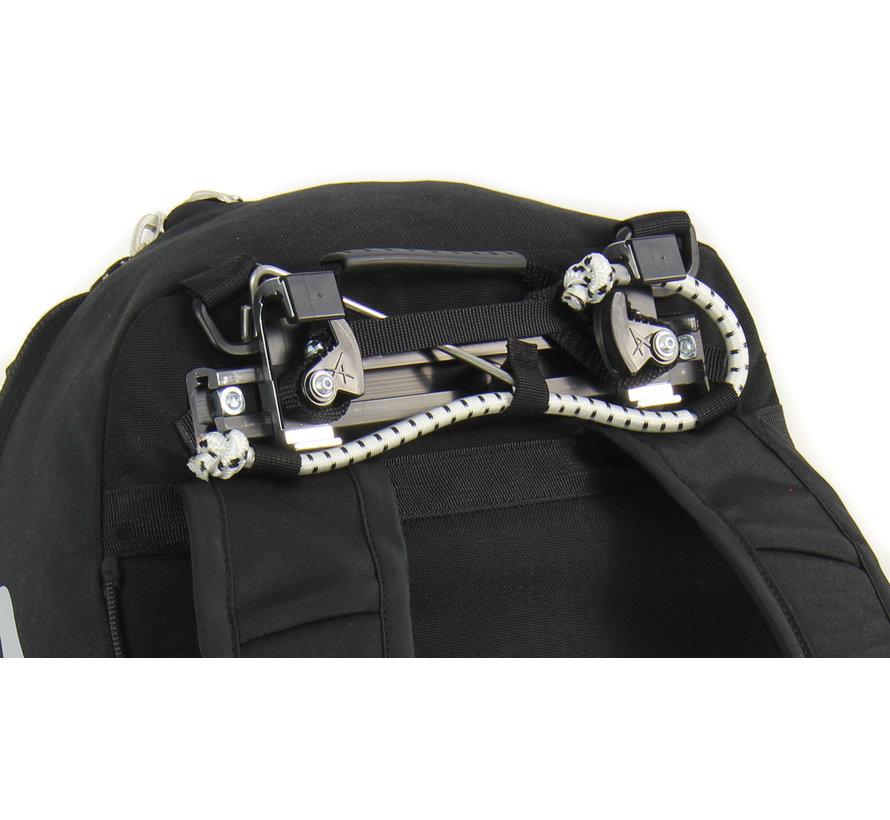 Coccinelle - Sac à dos et sacoche vélo
