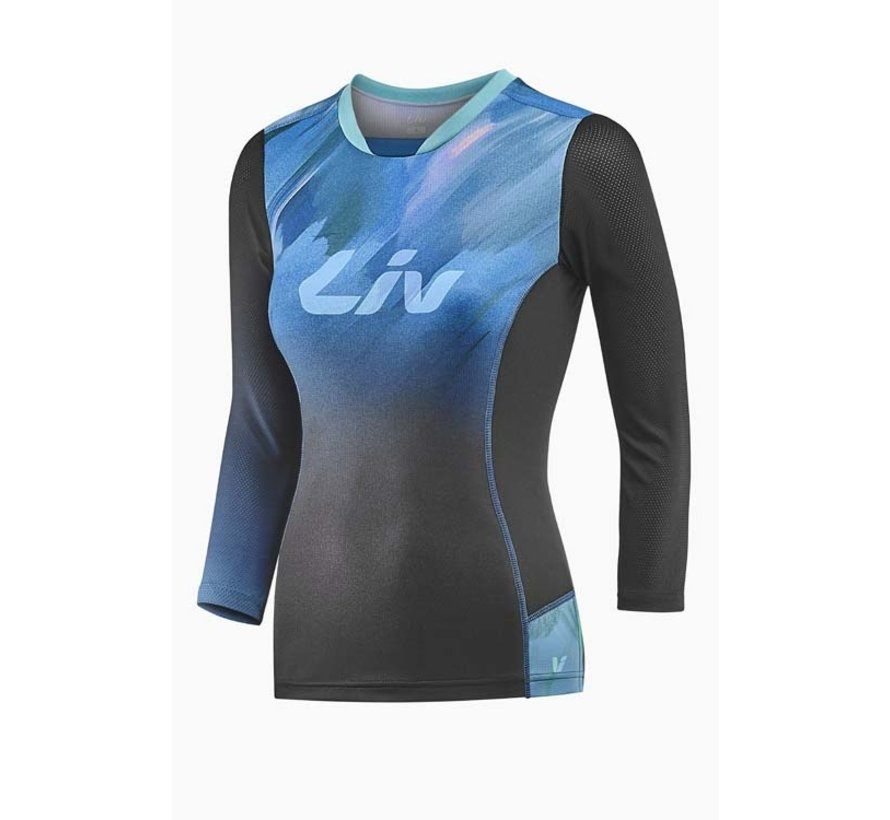 Sumi - Maillot vélo manches 3/4 femme