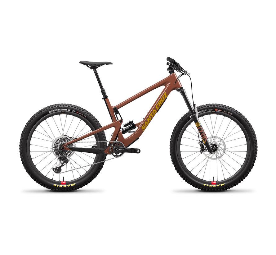 Bronson 3 / CC / X01 2020