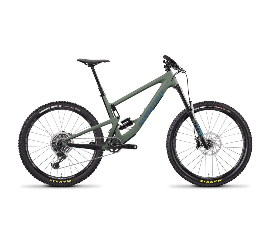 Bronson 3 CC X01 2020 - Vélo de montagne All-Mountain double suspension