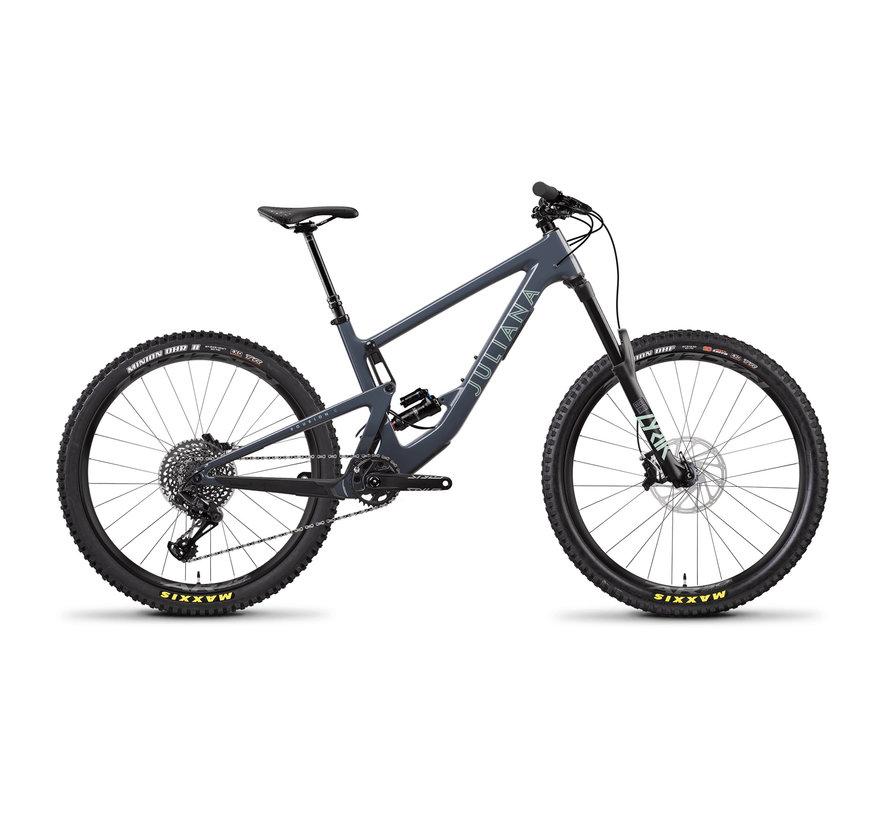 Roubion 3 C S 2020 - Vélo de montagne all-mountain double suspension pour femme