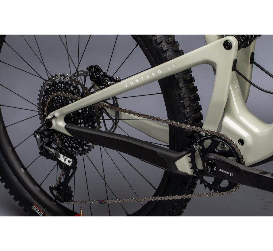Furtado 3 C S 2020 - Vélo de montagne cross-country double suspension pour Femme