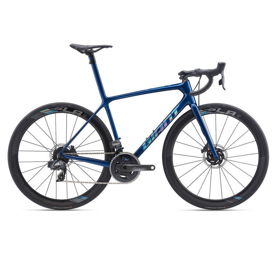 TCR Advanced SL 1 Disc 2020 - Vélo de route performance