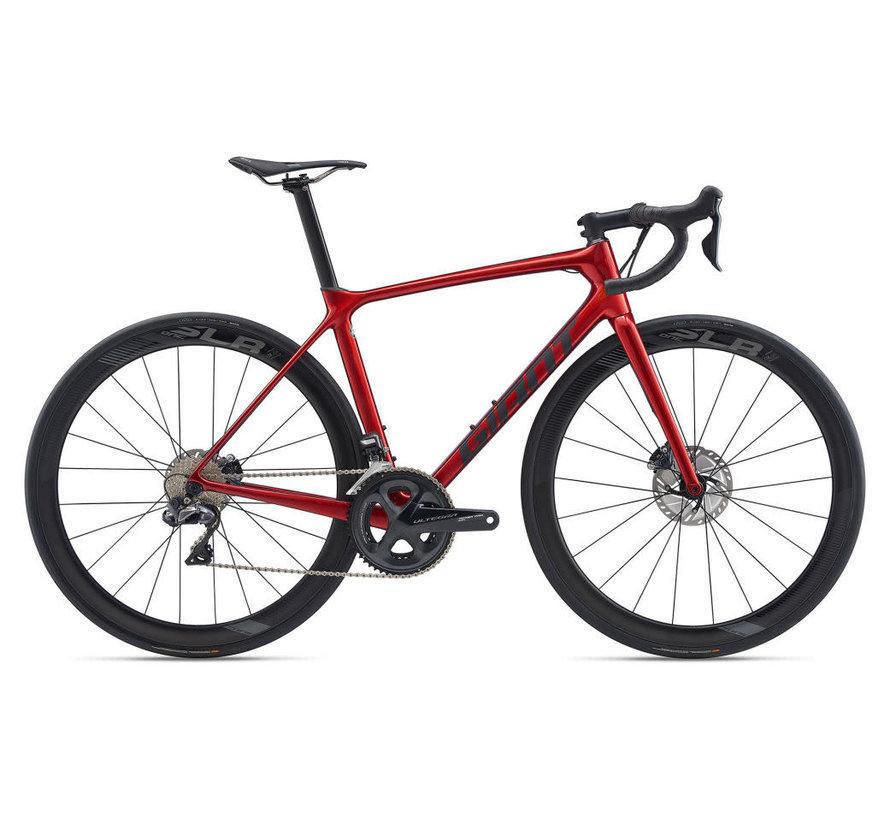 TCR Advanced Pro 1 Disc 2020 - Vélo de route performance
