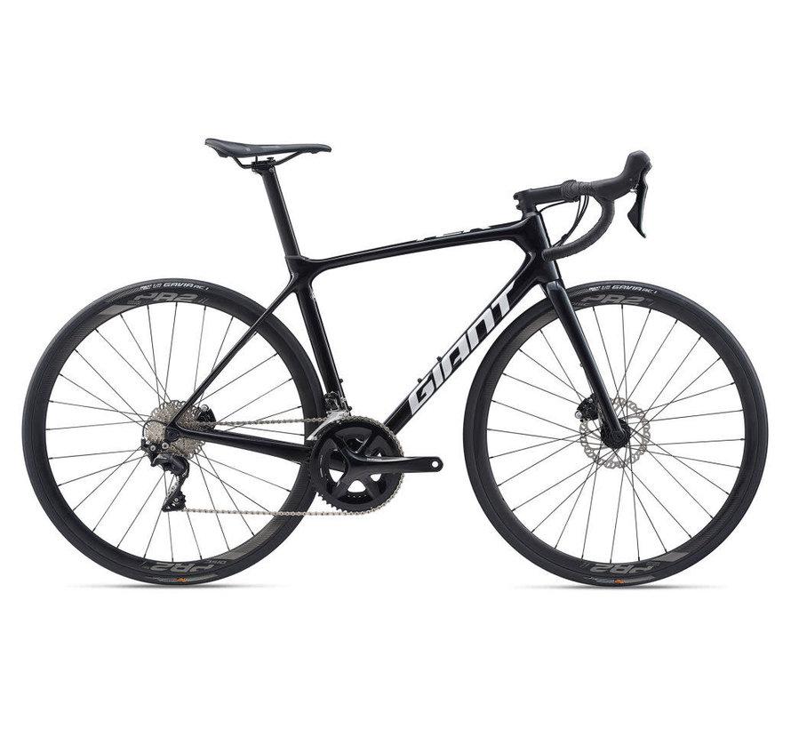 TCR Advanced 2 Disc 2020 - Vélo de route performance