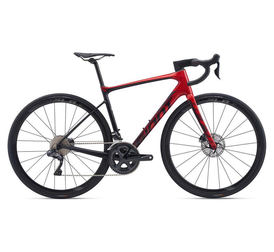 Defy Advanced Pro 1 Di2 2020 - Vélo de route Endurance